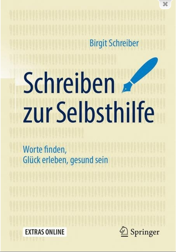 Schreiben zur Selbsthilfe – das Buch | Birgit Schreiber
